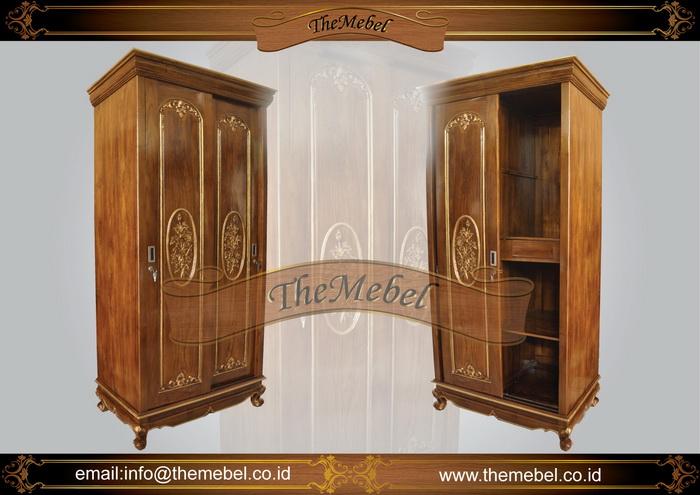 lemari pakaian sliding 2 pintu-008