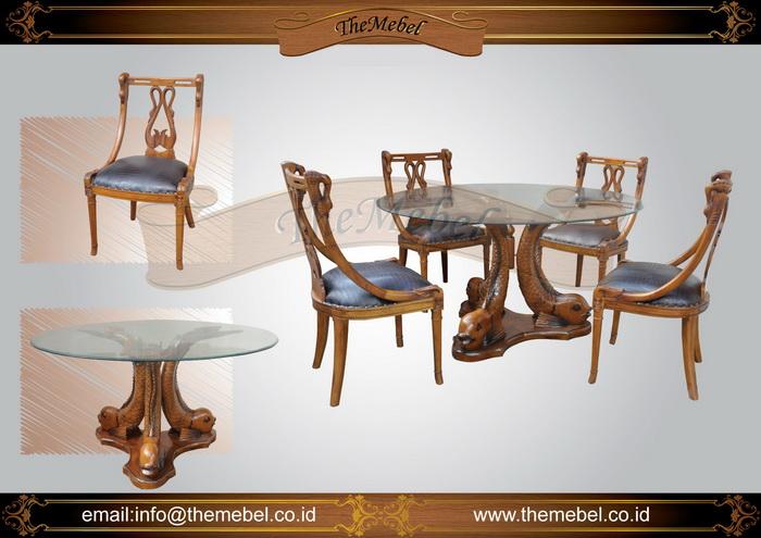 meja makan minimalis 003