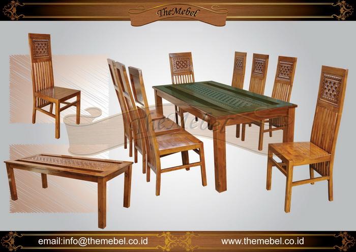 set meja makan minimalis 8 kursi 003
